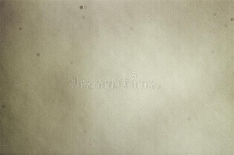 Texture of vintage paper sheet, dirt stains, spots, grunge background. Texture of empty vintage paper sheet, dirt stains, spots, grunge background royalty free stock photo
