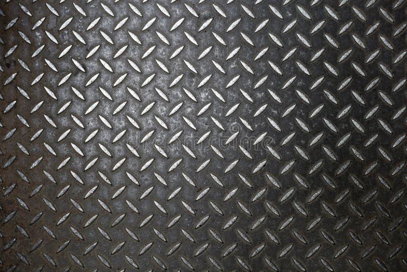 Texture en acier image stock