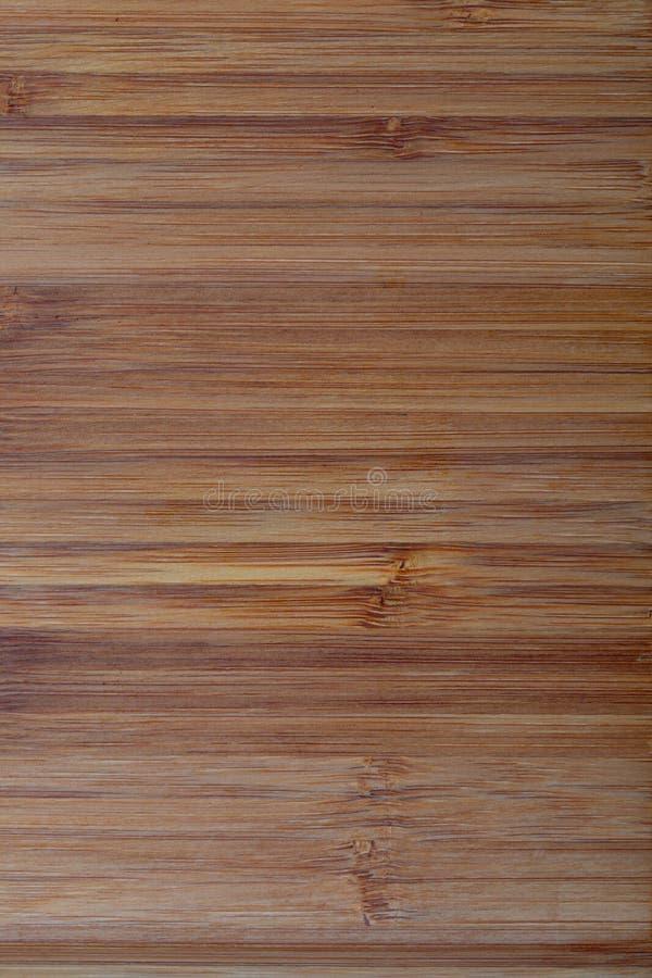 Texture en bambou rustique Traits horizontaux photographie stock libre de droits