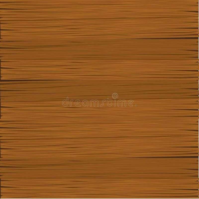 Texture en bois illustration libre de droits