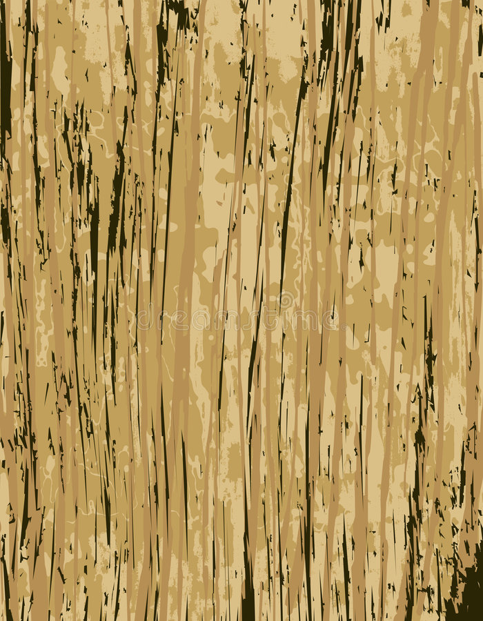Texture en bois illustration stock