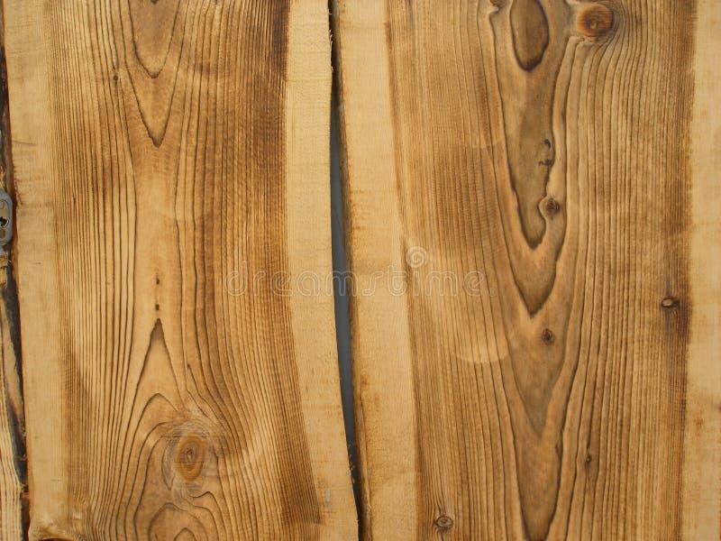 Texture en bois avec des boucles photos libres de droits