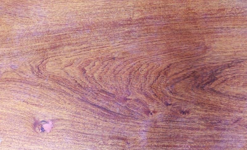 Texture en bois avec le modèle naturel, bois brun photographie stock
