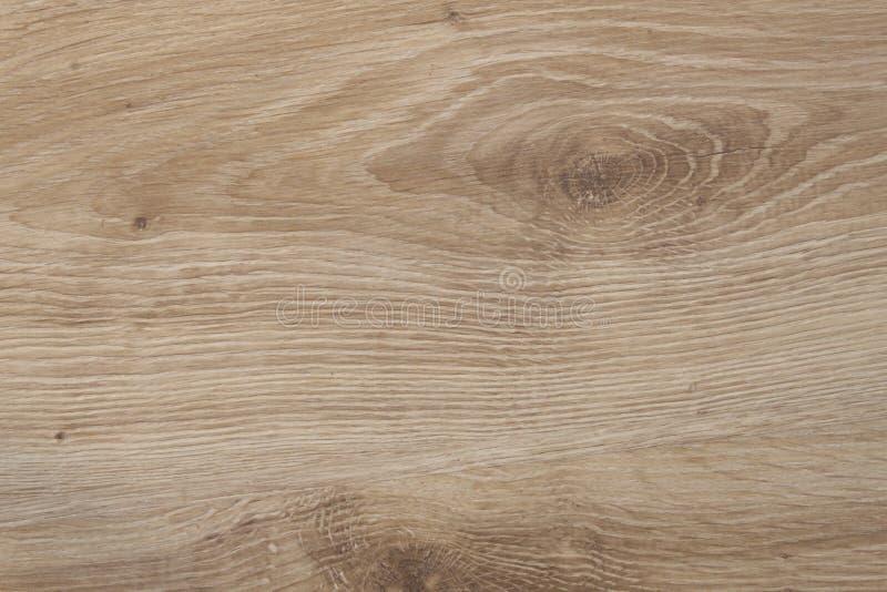 Texture en bois avec le modèle naturel, plancher en stratifié utilisé photo stock