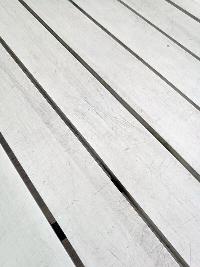 Texture en bois blanche photos stock