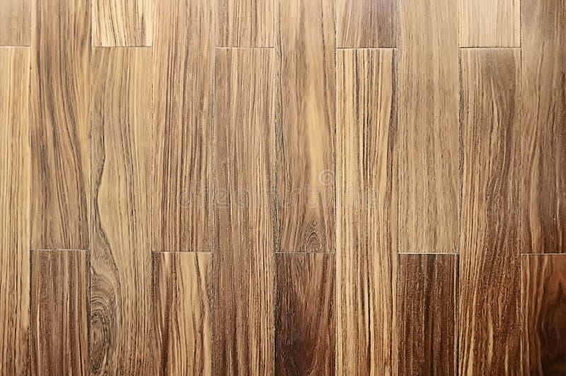 Texture en bois brun clair de fond de plancher photographie stock libre de droits