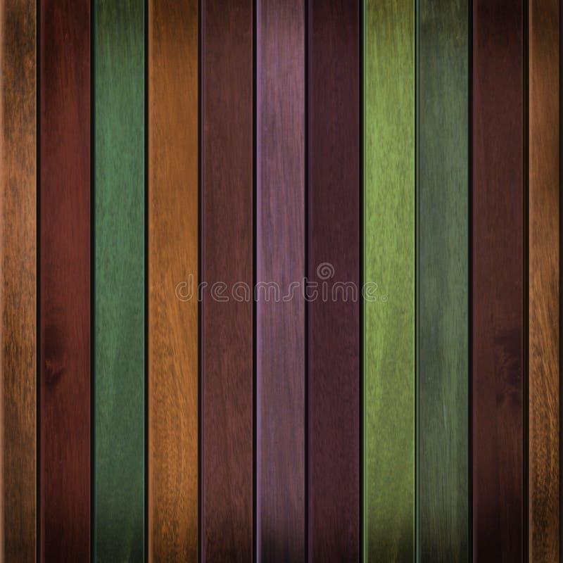 Texture En Bois Colorée Photos Stock