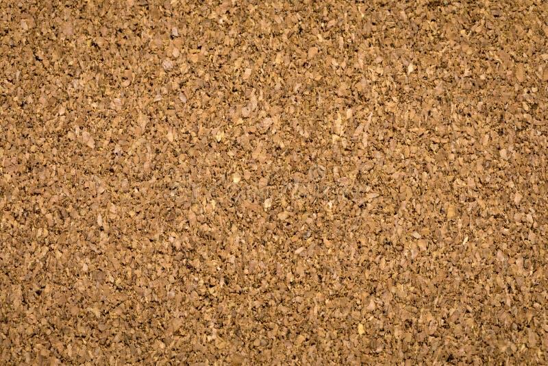 Texture en bois comprimée de panneau de fibres agglomérées, fond, macro tir photographie stock