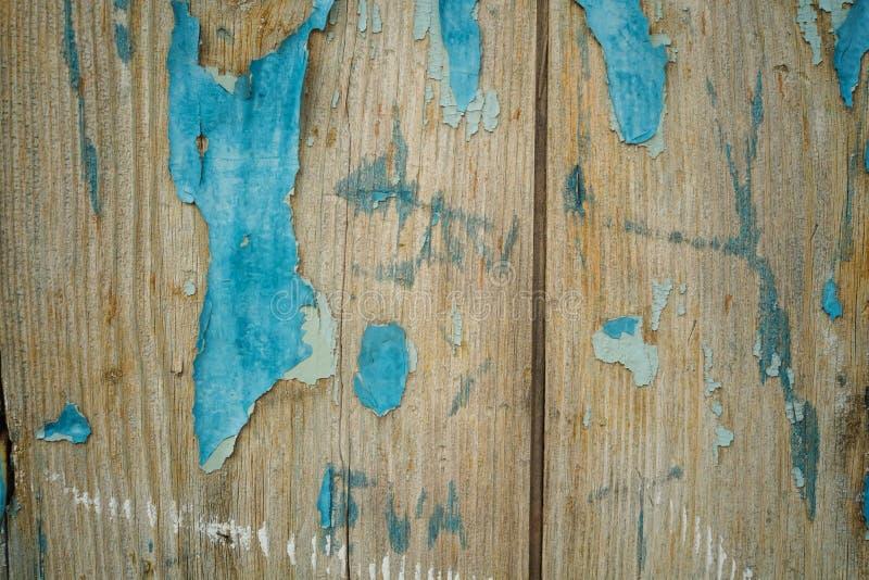 Texture en bois d'épluchage photos libres de droits