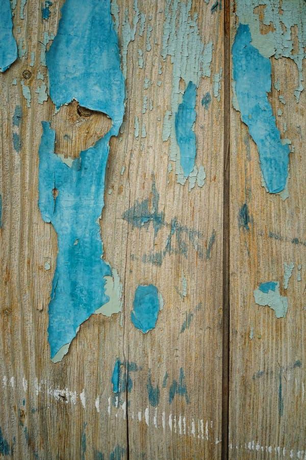 Texture en bois d'épluchage images stock