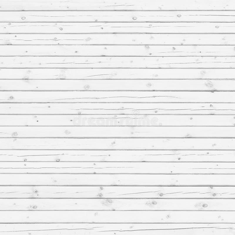 Texture en bois de blanc de planche de pin image libre de droits