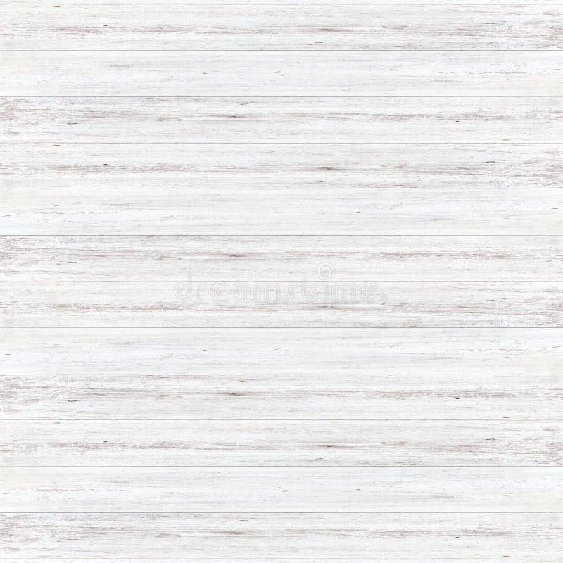 Texture en bois de blanc de planche de pin photographie stock