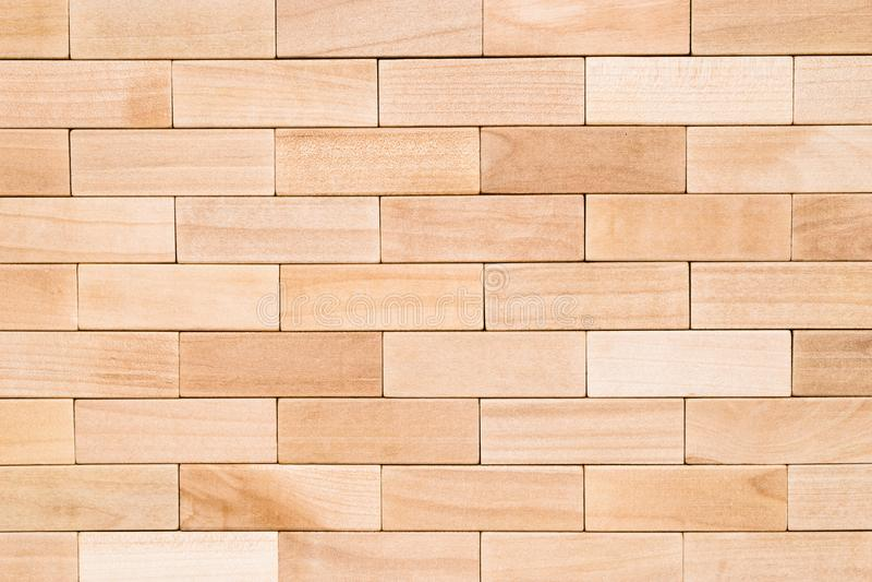 Texture en bois de bloc image stock