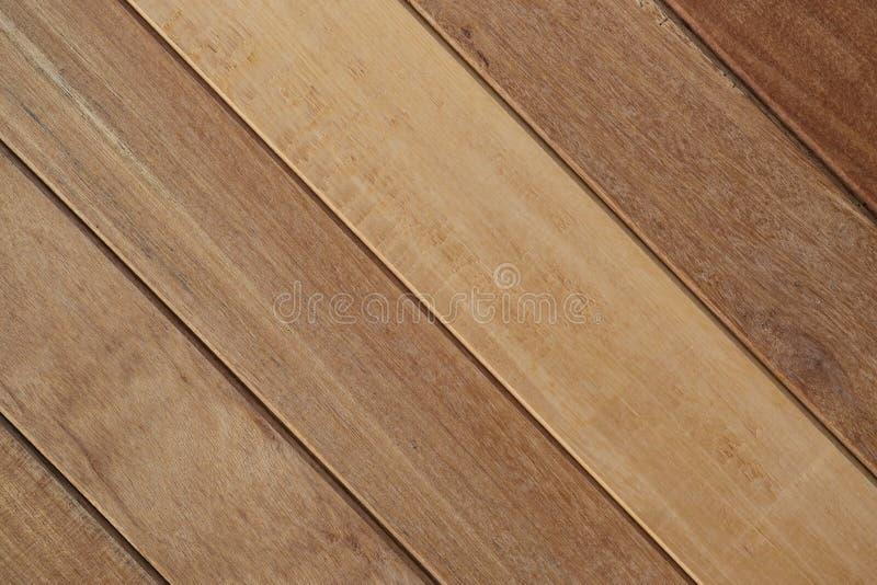 Texture en bois de Brown images libres de droits