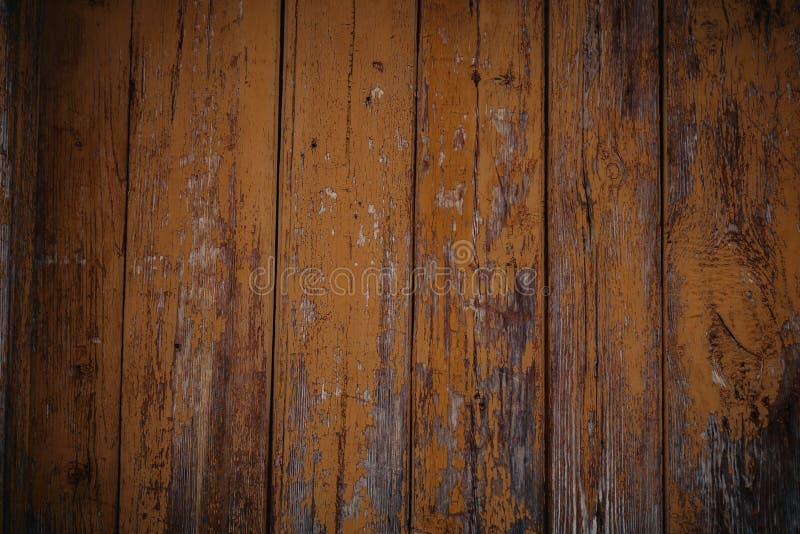 Texture en bois de Brown, fond abstrait en bois clair photo stock
