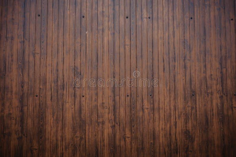 Texture en bois de Brown, fond abstrait en bois clair image stock