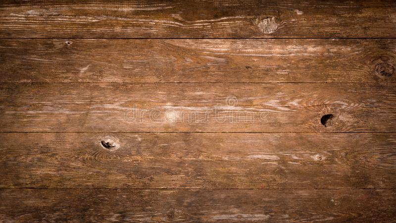 Texture en bois de brun foncé photographie stock
