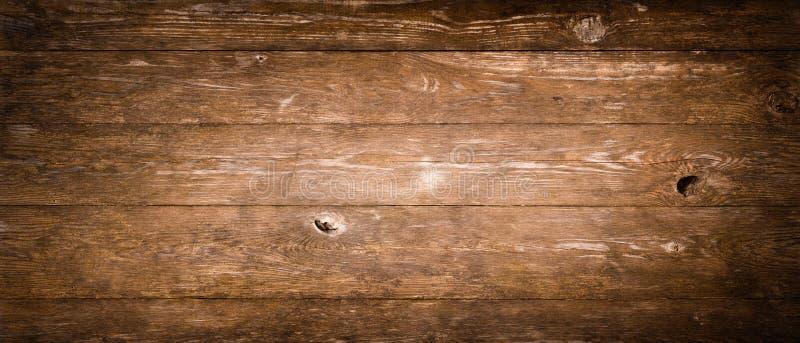Texture en bois de brun fonc? images libres de droits