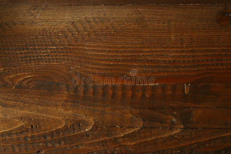 Texture en bois de fond de plancher de vintage image stock
