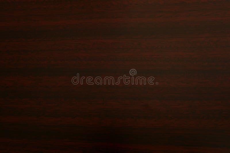 Texture en bois de grain de prune foncée photos stock