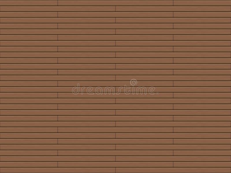 Texture en bois de plate-forme photo stock