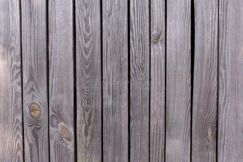 Texture en bois de vieux de mur fond en bois gris de barrière images libres de droits