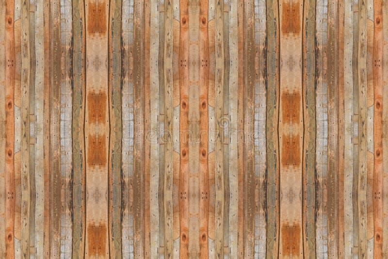 Texture en bois de vintage images stock