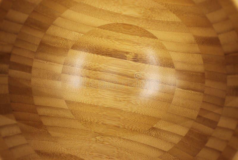 Texture en bois en bambou de fond photographie stock libre de droits