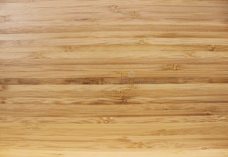 Texture en bois en bambou de fond photo stock