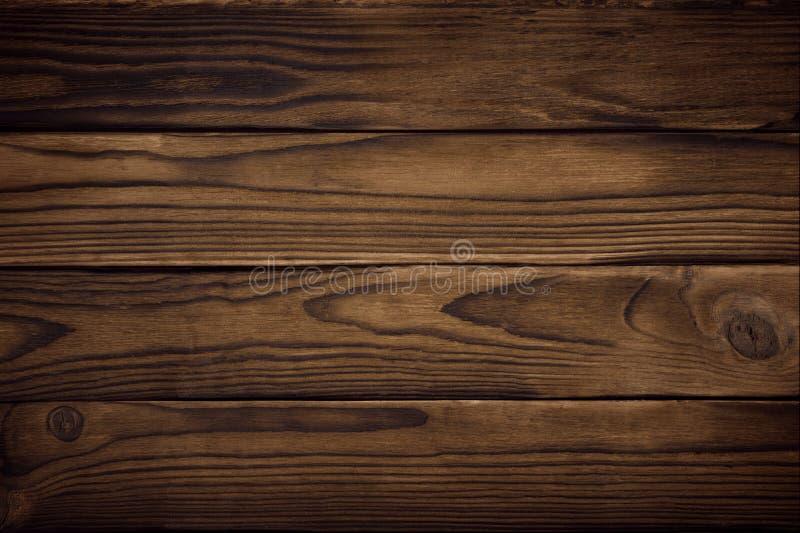 Texture en bois foncée photographie stock libre de droits