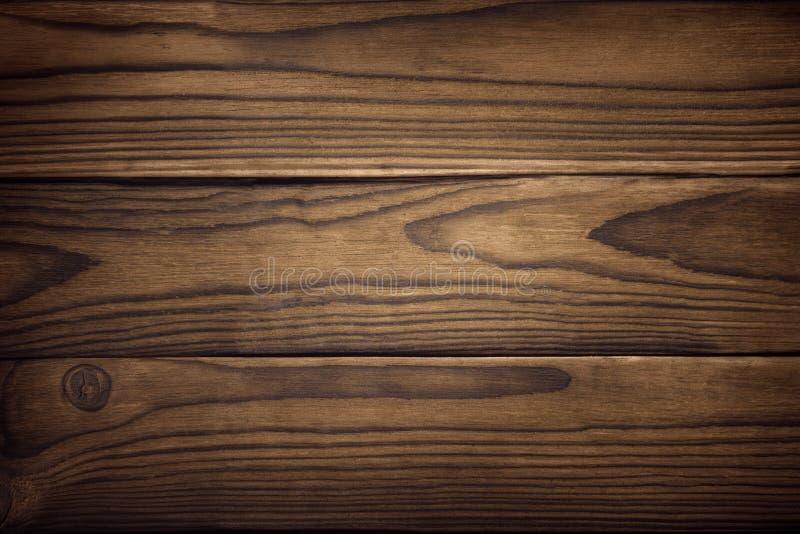 Texture en bois foncée photographie stock