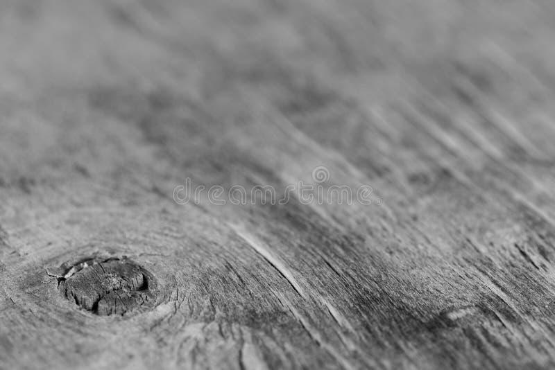 Texture en bois, fond en bois de grain de planche, bureau dans la perspective photos stock
