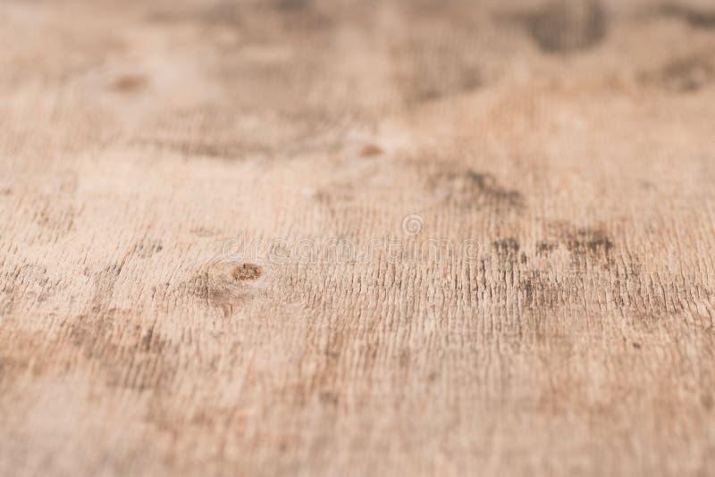 Texture en bois, fond en bois de grain de planche, bureau dans la perspective images libres de droits