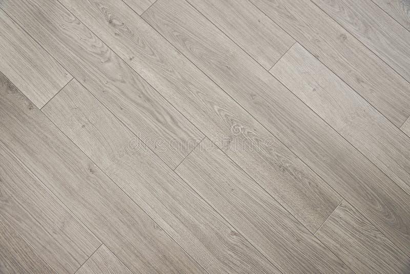 Texture en bois gris-clair de fond de plancher photo stock