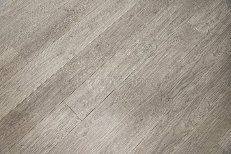 Texture en bois gris-clair de fond de plancher image stock