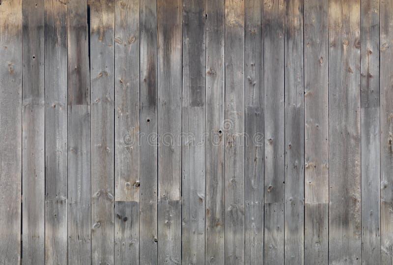 Texture en bois grise de mur photographie stock libre de droits