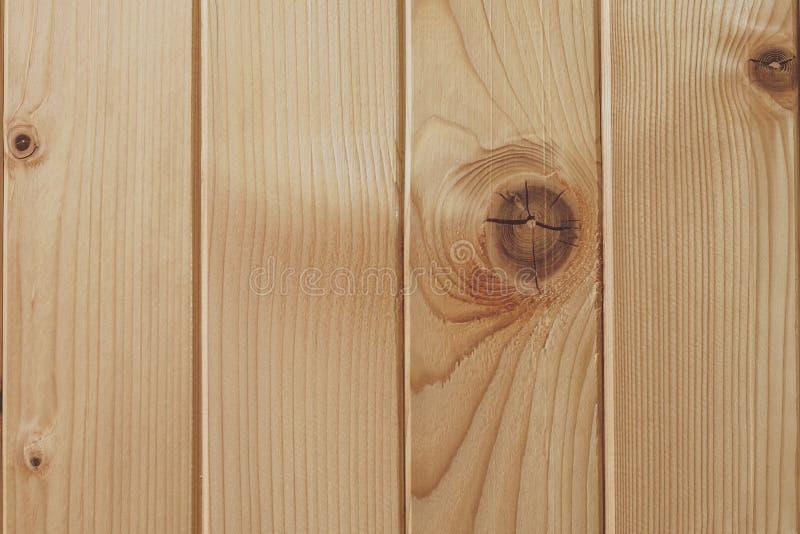 Texture en bois l?g?re Fond en bois blanc Contexte rustique, modèle de plancher naturel Mur de panneau de planches avec des noeud photos stock