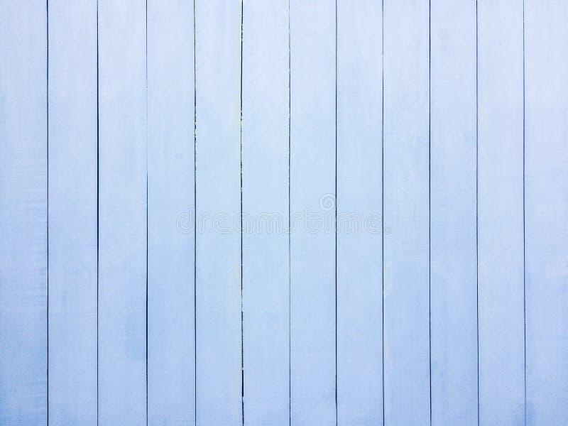 Texture en bois La surface du fond en bois naturel bleu-clair pour l'intérieur de décoration de conception photo stock