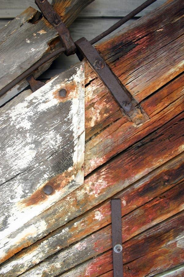 Texture en bois marine photographie stock