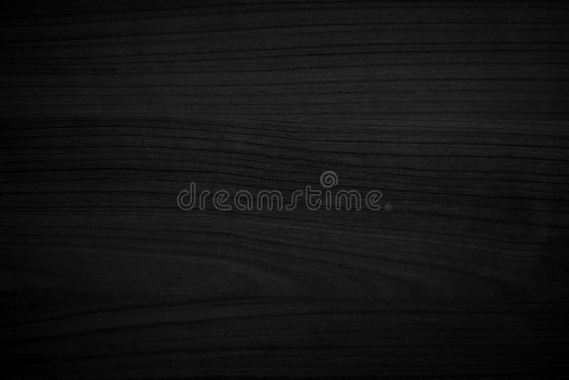 Texture en bois noire images stock