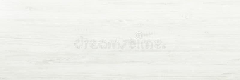 Texture en bois organique blanche Fond en bois clair Vieux bois lavé image stock