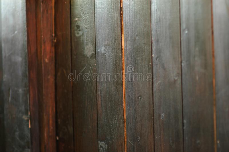 Texture en bois pendant la journée ensoleillée le lite photo stock