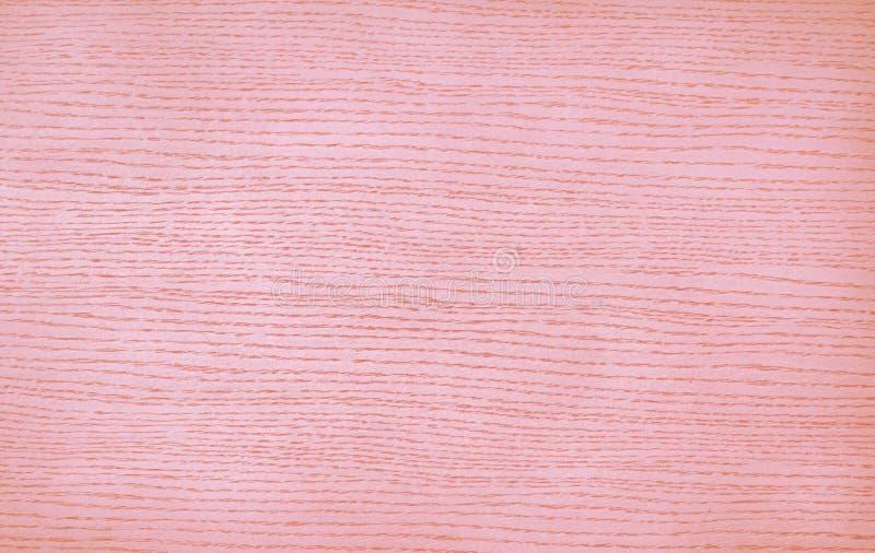 Texture en bois rose et orange pour le fond photo libre de droits