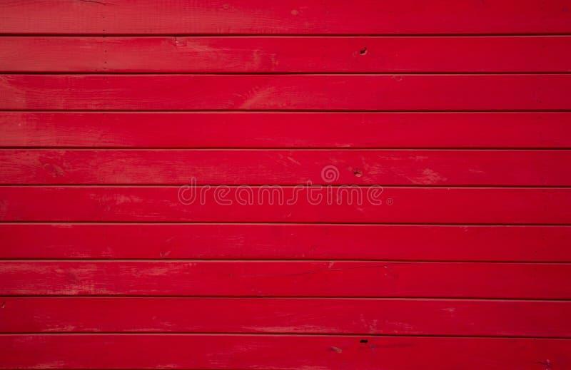 Texture en bois rouge photos libres de droits