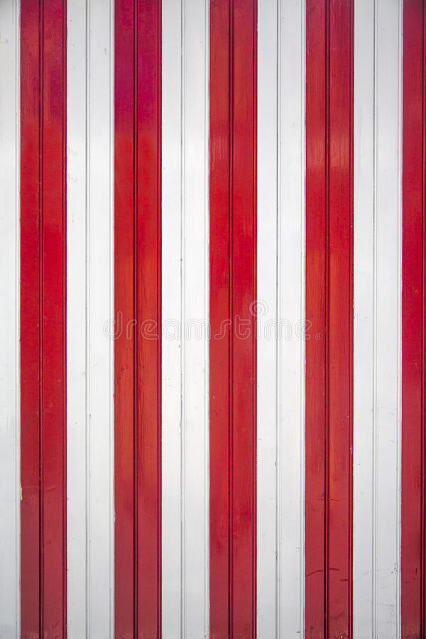 Texture en bois rouge et blanche photos stock