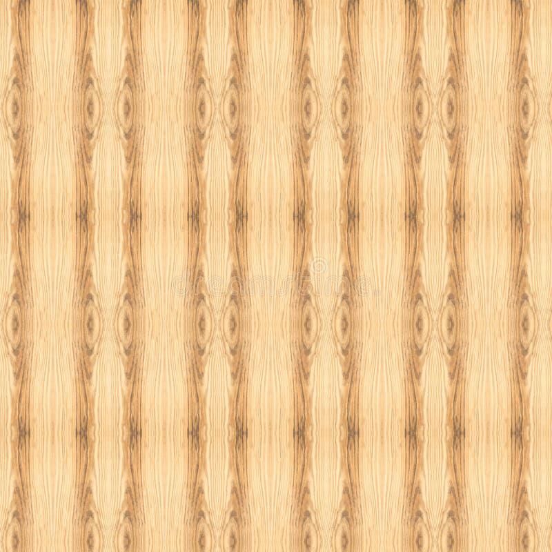 Texture en bois sans couture illustration stock