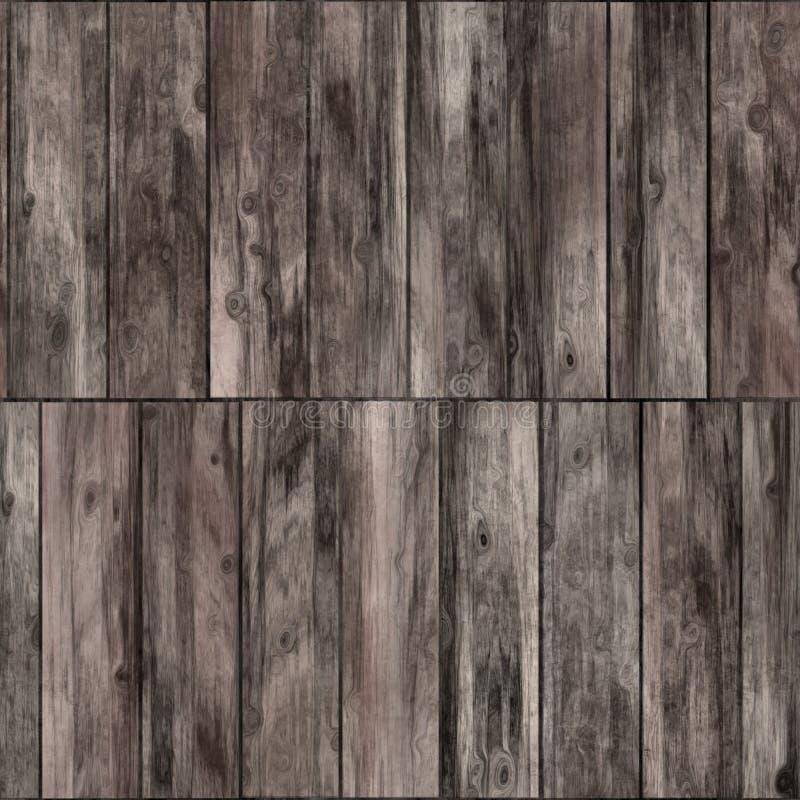 Texture en bois sans couture de plancher d'écorce de trame photographie stock
