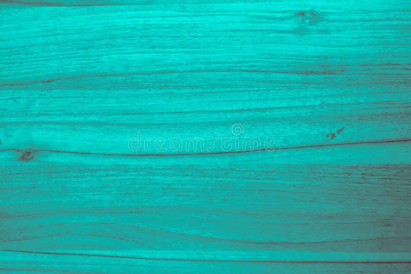 Texture en bois verte, fond abstrait en bois clair images libres de droits