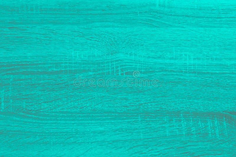 Texture en bois verte, fond abstrait en bois clair image stock