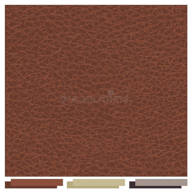 Texture En Cuir Images libres de droits
